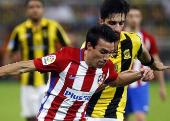 El Tottenham va a pedir al Atlético la cesión de Gaitán
