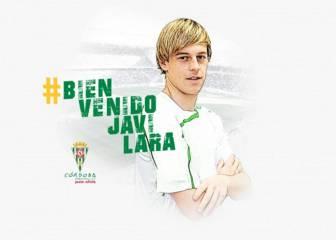 El Córdoba ficha a Javi Lara