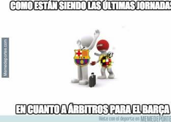Los memes más divertidos del Barcelona-Athletic