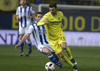 El Villarreal hizo los méritos y Oyarzabal, en el 16', los deberes