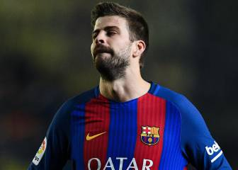 Cases brought against Piqué by Competitions Committee
