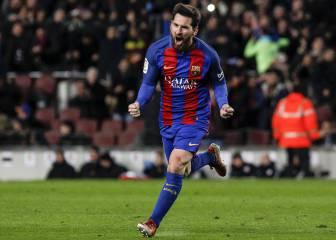 Siempre lo arregla Messi