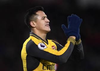En Inglaterra aseguran que PSG y Arsenal ya negocian por Alexis