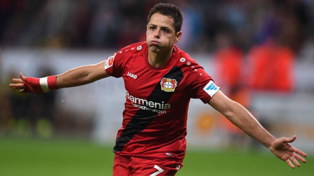 Chicharito revela a dónde quiere ir cuando deje el Bayern Leverkusen