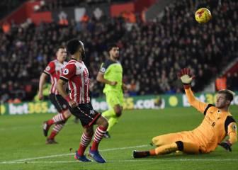 El Southampton aleja al Liverpool de la final en EFL Cup
