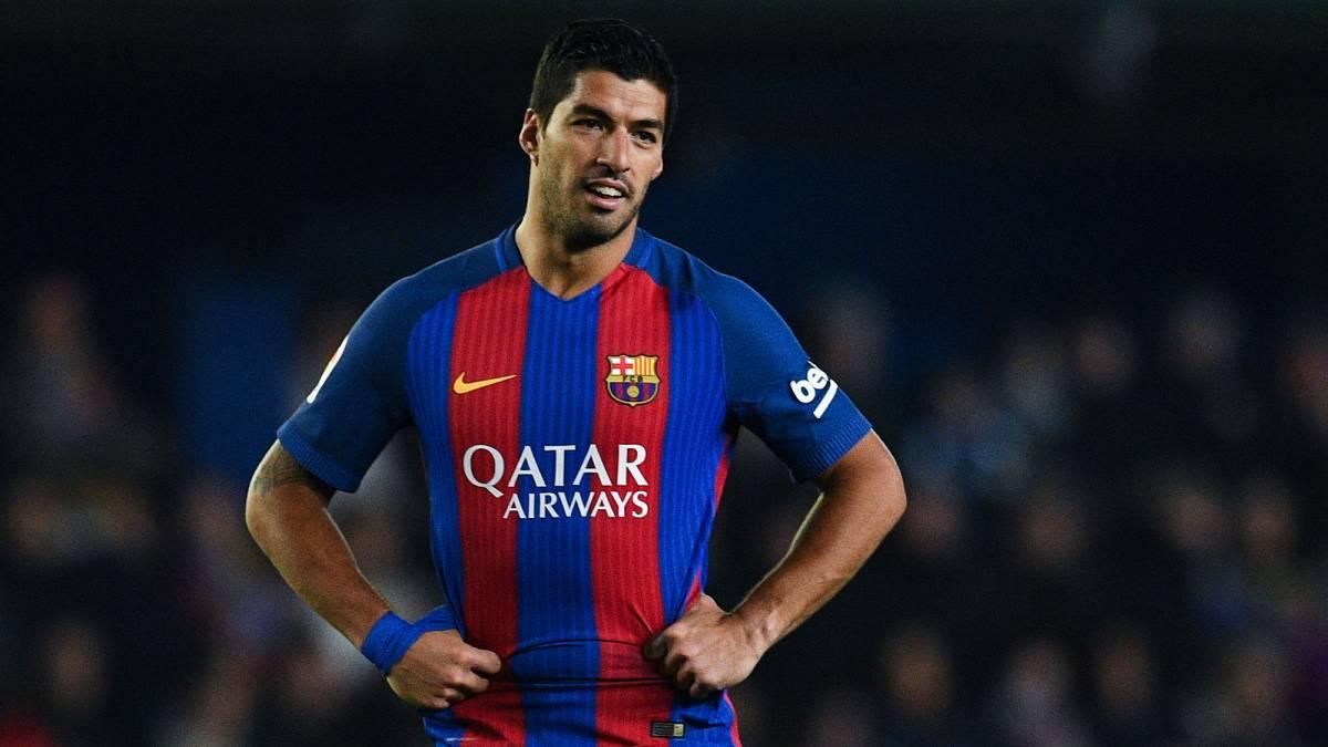 Barcelona's Luis Suárez explains non-attendance at Fifa 'The Best'