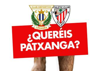 Leganés and Athletic set up Street Football 'Patxanga'