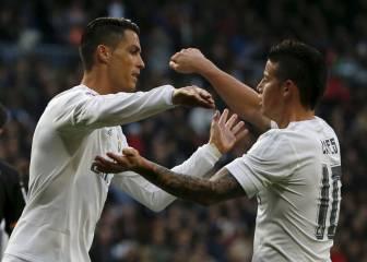 Cristiano convinced James to turn down 90M Chelsea bid