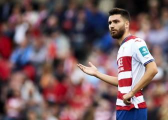 Jon Toral abandona el Granada y se marcha cedido al Rangers