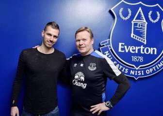 Schneiderlin se marcha del United al Everton por 27 M€