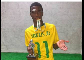 Vinicius Junior, el nuevo Neymar por el que suspira media Europa