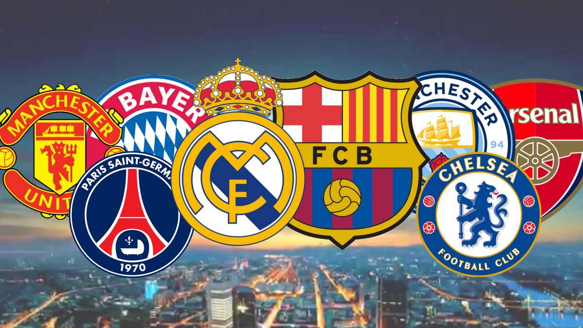 UEFA ve un peligro en el poder económico de Madrid y Barça