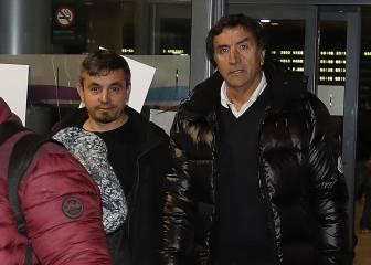 Alesanco regresó de Milán con el sí de Zaza