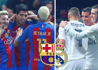 El Barça depende más de la MSN que el Madrid de la BBC