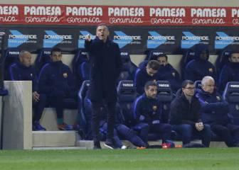 Las rotaciones ante Las Palmas, pendientes del rival de Copa