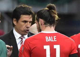Coleman estudia llamar a Bale para el 24-M pese a su lesión