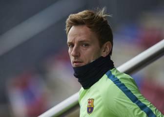El Camp Nou se pone del lado de Rakitic: ovación de gala