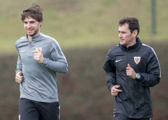 Athletic's Yeray could be back in action in two to three weeks