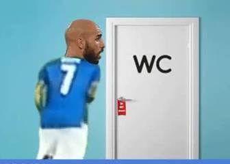 Los memes más divertidos del penalti de Zaza ante Alemania