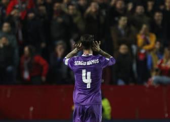 LaLiga denunciará los insultos de los Biris contra Ramos