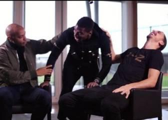 Ibrahimovic dispara con bala a los exjugadores que le critican