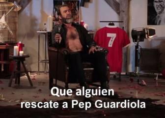 Los obscenos deseos de Cantona para Pep: