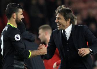 Conte y Costa se pelean y no va convocado ante el Leicester