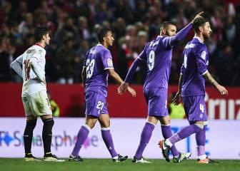 El Madrid obró ocho milagros para sumar 40 partidos invicto