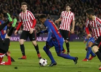 Neymar despierta y se pone galones de líder del equipo
