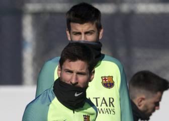 Luis Enrique cuenta con todos para jugar ante Las Palmas