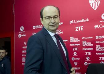 La directiva del Sevilla, en una encrucijada con Sergio Ramos