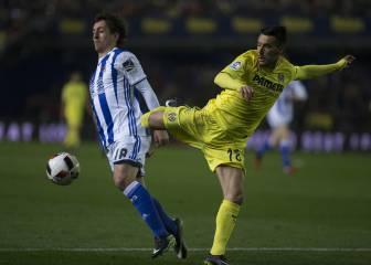 Sansone y Theo, suspendidos con un partido de Copa del Rey