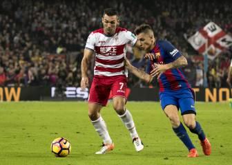 Barral se desvincula del Granada y apunta al Apoel