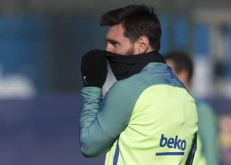 Mejor no molestar a Messi: Faus, Zubi, ahora Gratacós...