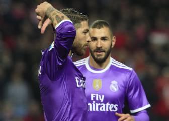 El Sevilla pide sanción para Ramos y que paren los insultos