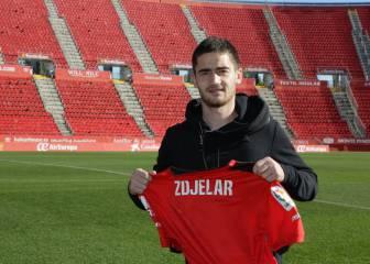 El Olympiacos cede al serbio Sasa Zdjelar al Mallorca
