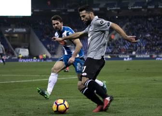 Borja Valle vuelve a contar para el Deportivo de la Coruña