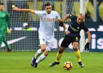 El Inter se sobrepuso y terminó llevándose la victoria