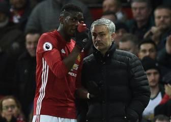 Pogba desvela el consejo que le dio Mourinho ante las críticas