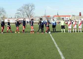 El invicto Atlético defiende hoy su liderato en Vallecas