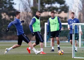 Cristiano, Modric y Carvajal regresan mañana al once