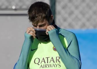Piqué, Sergi Roberto y Denis, fuera de la lista del Barça