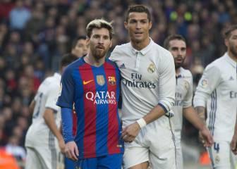 Real Madrid y Barcelona lideran los ingresos del fútbol europeo