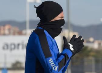 Óscar Duarte 'redebutará' como titular en Mestalla
