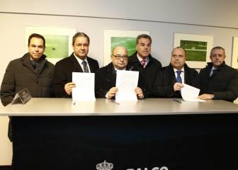El presidente y consejeros del Deportivo firman para que se reabra el caso Jimmy