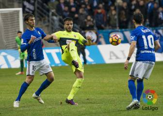 El Oviedo pega más fuerte