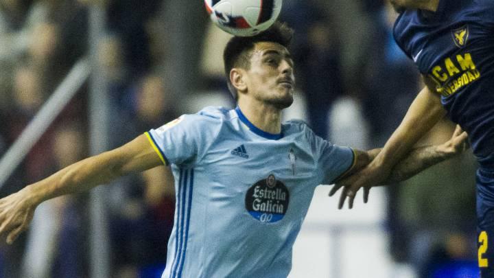 El Celta hace oficial la cesión de David Costas al Oviedo