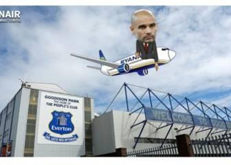 Los mejores memes de la derrota del City ante el Everton