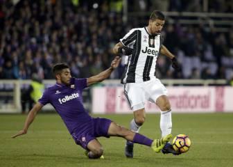 La Juventus vuelve a perder: fiesta viola en Florencia