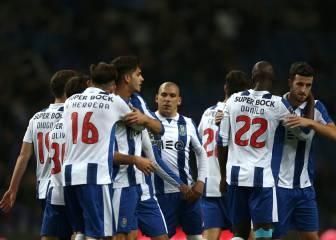Con Herrera y Tecatito, Porto golea al Moreirense